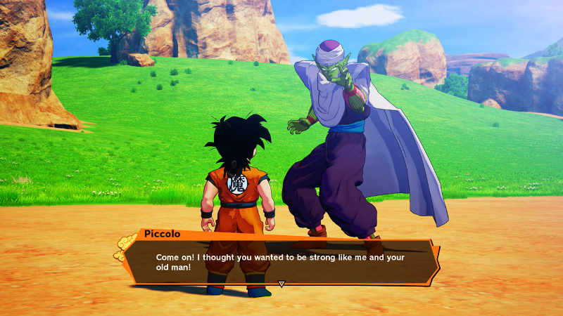 Dragon Ball Z: Kakarot Screenshots