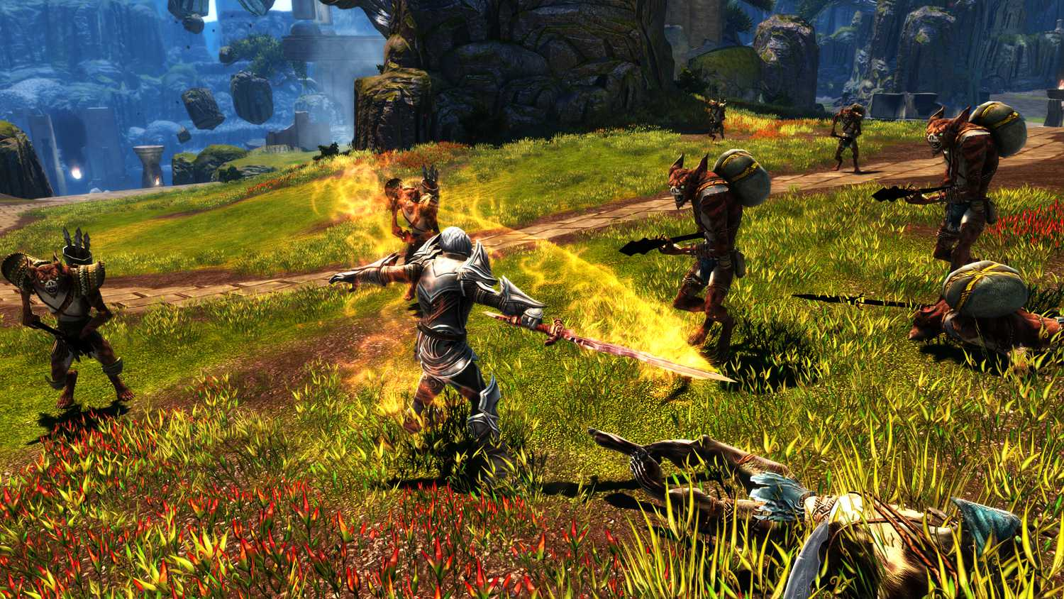 Kingdoms of Amalur Re-Reckoning (PS4, Xbox, PC) - Na los! Disco!
