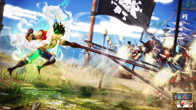 One Piece: Pirate Warriors 4 Screenshots