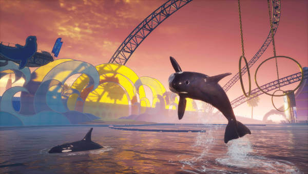 Maneater (PS4/One/Switch/PC) - Free Willy