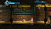 Mighty No. 9 Screenshots