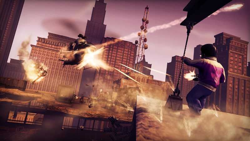 Saints Row 3 (PS4/One) - Oh, eine Fliege!