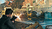 Quantum Break Screenshots