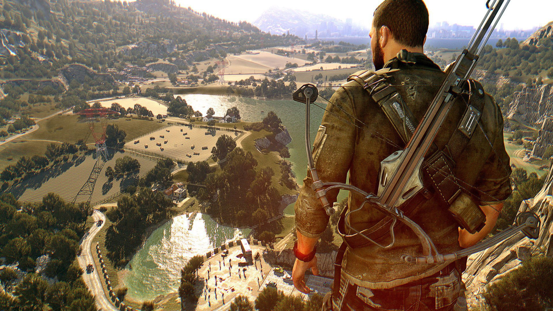 Dying Light The Following Enhanced Edition(PS4, Xbox, PC) - Ich sehe sie!