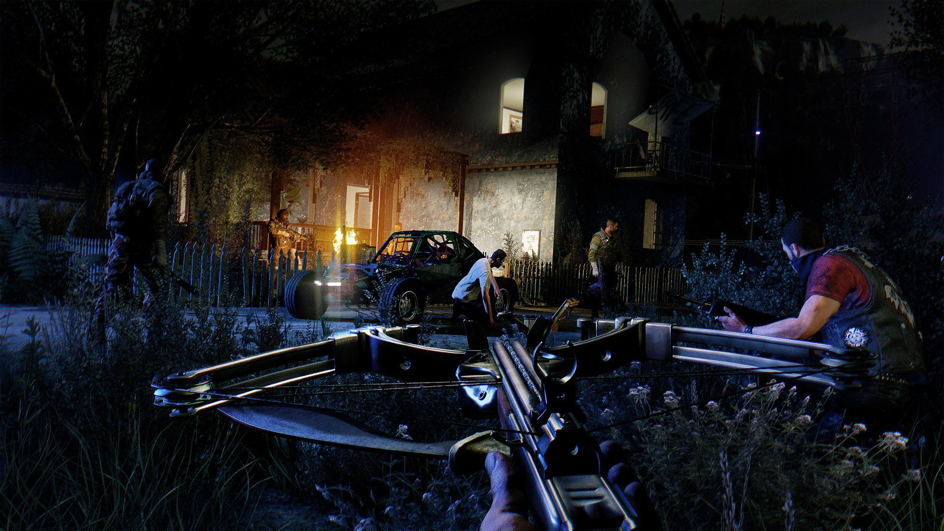 Dying Light The Following Enhanced Edition(PS4, Xbox, PC) - Achtung, ein Zombie!