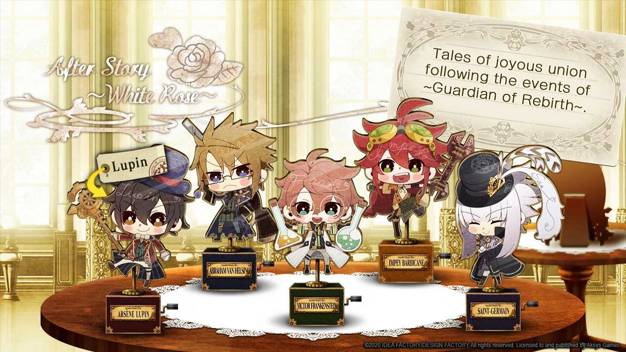 Code Realize: Future Blessing (PS4, Xbox) - Chibi!