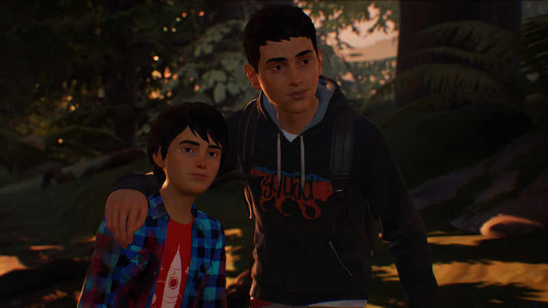 Life is Strange 2 Screenshots