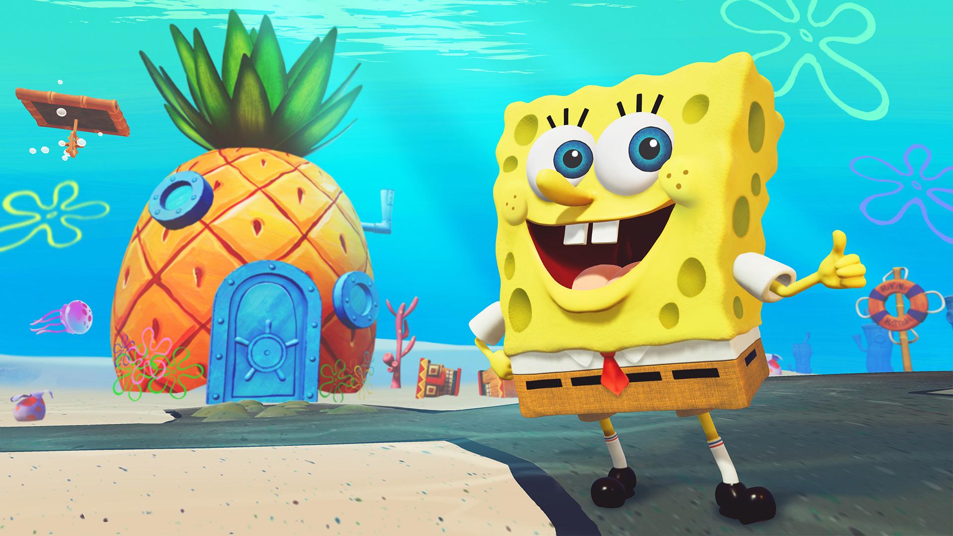 1ba7104c02 SpongeBob SquarePants: Battle of Bikini Bottom - gameware.at