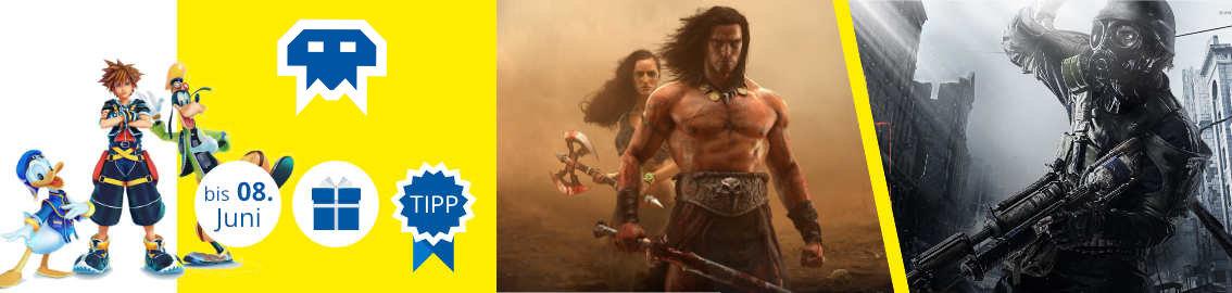 Gameware Days of Play von 25. Mai bis zum 08. Juni 2020