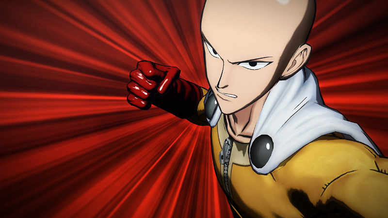One Punch Man: A Hero Nobody Knows Screenshots