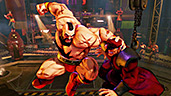 Street Fighter 5 Screenshots