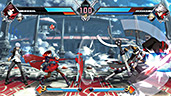 Blazblue Cross Tag Battle Screenshots
