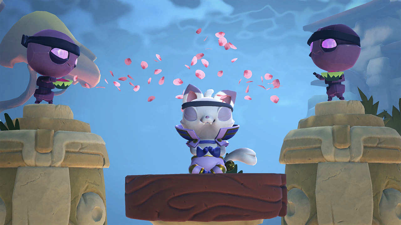 Super Lucky's Tale Screenshots
