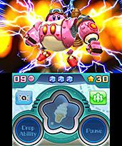 Kirby: Planet Robobot Screenshots