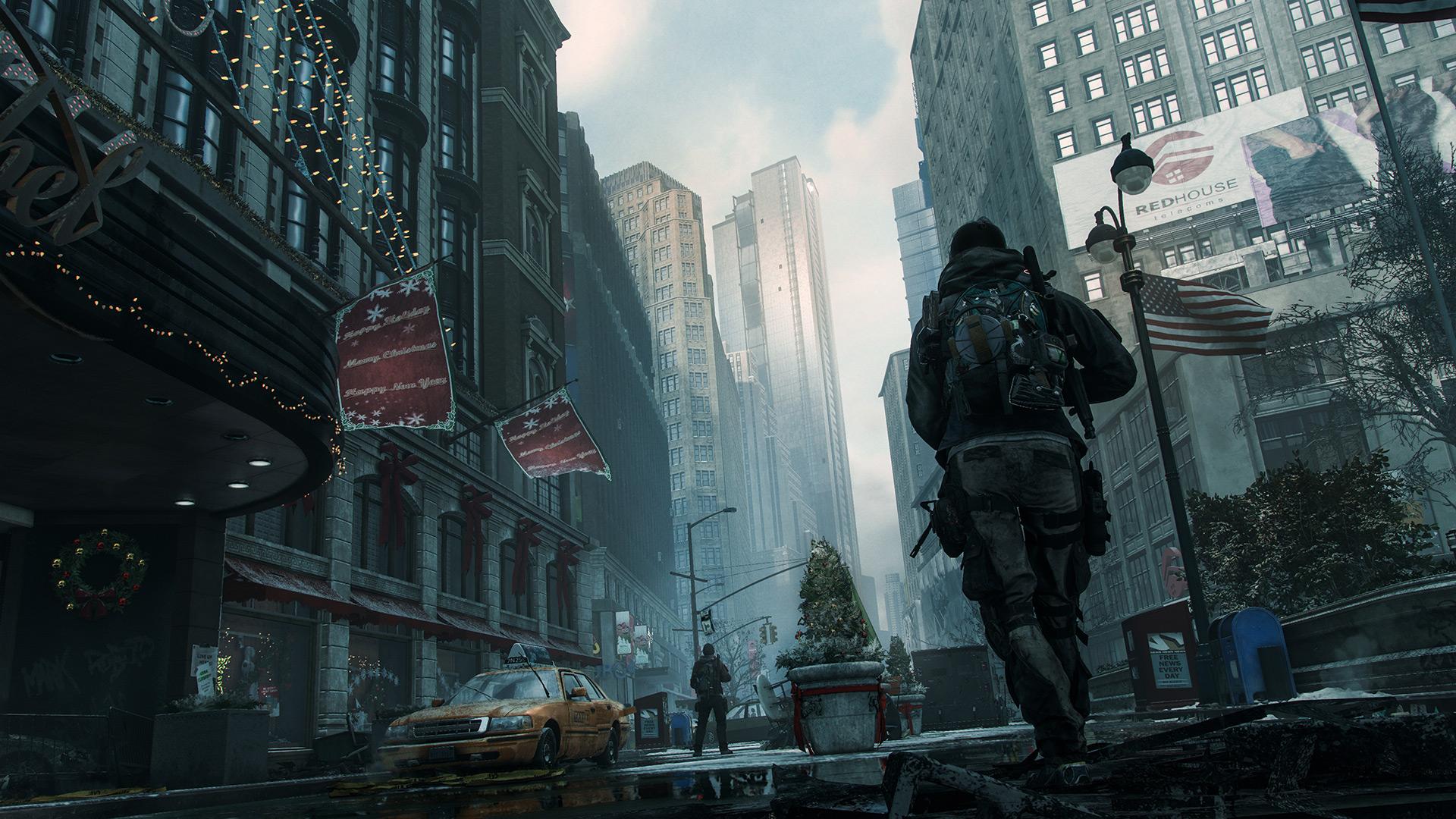 Tom Clancys The Division uncut AT-PEGI für PS4, Xbox One und PC ...