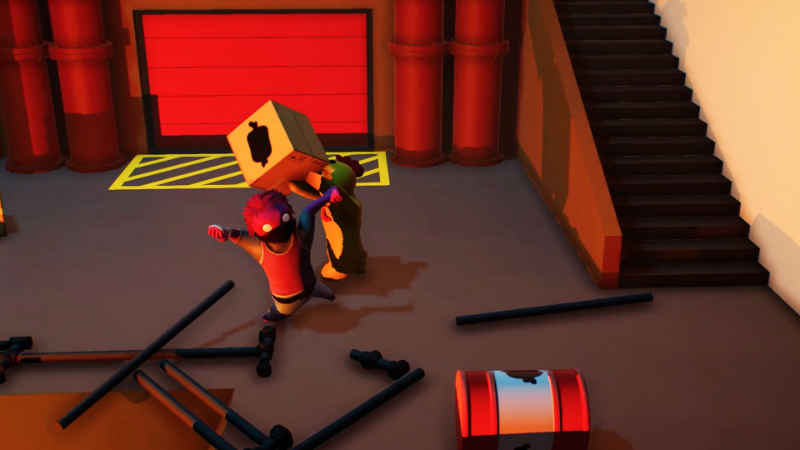 Gang Beasts Screenshots