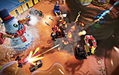 Micro Machines World Series Screenshots