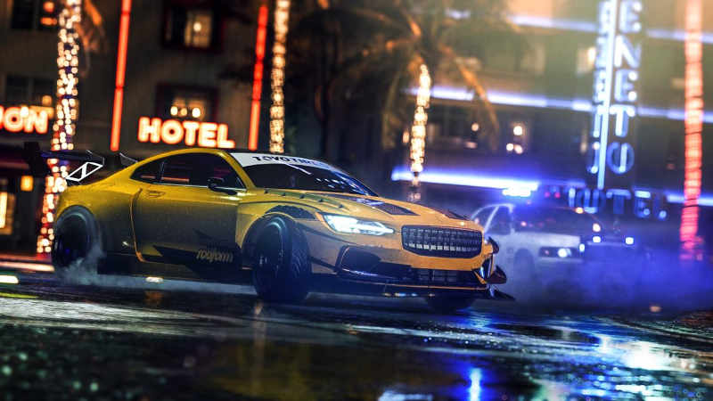 Need for Speed Heat Screenshots