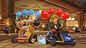 Mario Kart 8 Deluxe Screenshots
