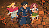 Ni No Kuni 2 Screenshots