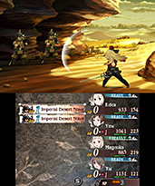 Bravely Second: End Layer Screenshots