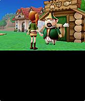 Harvest Moon: Dorf des Himmelsbaumes Screenshots