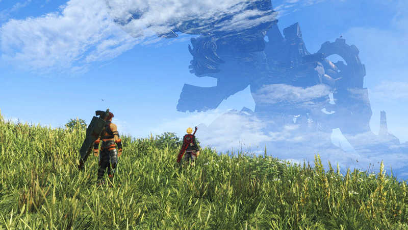 Xenoblade Chronicles Definitive Edition (Switch) - Walking in sunshine!