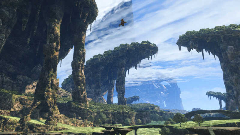 Xenoblade Chronicles Definitive Edition (Switch) - Landschaftsshooting #nofilterneeded