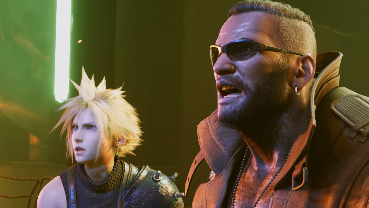 Final Fantasy 7 Remake (PS4) - Soll das so explodieren?