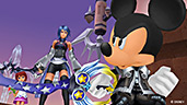 Kingdom Hearts HD 1.5 + 2.5 ReMIX Screenshots