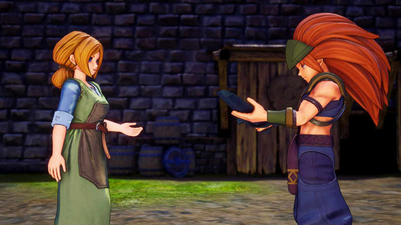 Trials of Mana Screenshots
