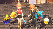 World of Final Fantasy Screenshots