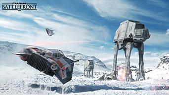 Star Wars: Battlefront - Die erbitterte Kälte von Hoth