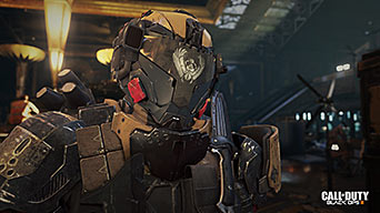 Call of Duty: Black Ops 3 - Ramses Station: Armoured Guard