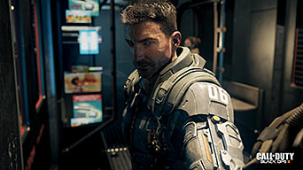 Call of Duty: Black Ops 3 - Ramses Station: Hendricks