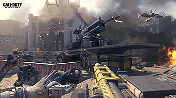 Call of Duty: Black Ops 3 - Ramses Station: Street Battle