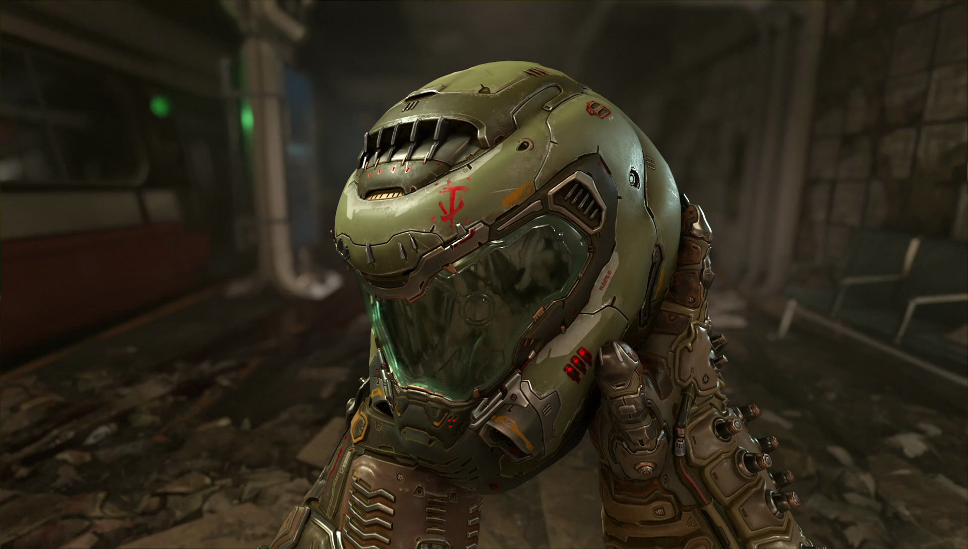 DOOM Eternal (PS4, Xbox, Switch, PC) - Da ist ein Fleck!