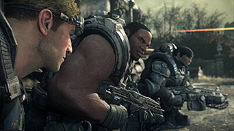 Gears of War Ultimate Edition uncut - Brumak