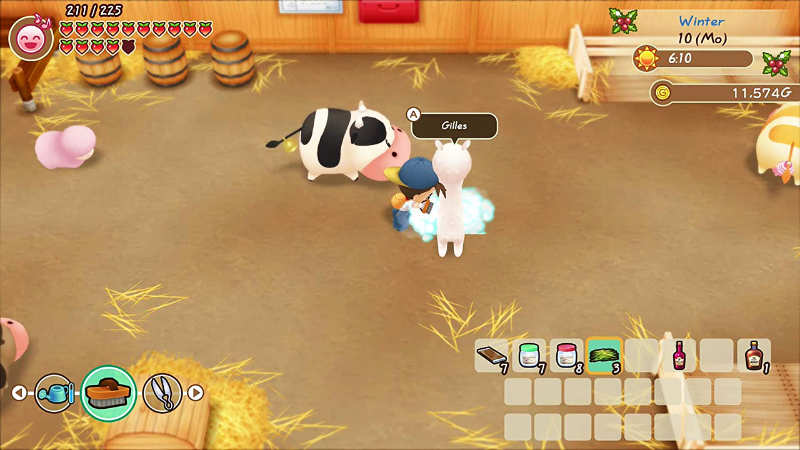 Story of Seasons: Friends of Mineral Town (Switch) - Pflanzen für Anfänger!