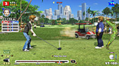 Everybodys Golf Screenshots
