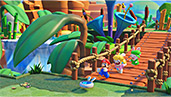 Mario + Rabbids Kingdom Battle Screenshots