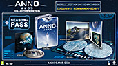 Anno 2205 Collectors Edition PEGI AT-Version Inhalte