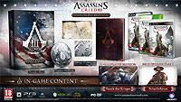 Assassin's Creed 3 Join or Die Edition uncut PEGI AT-Version g�nstig bei Gameware kaufen