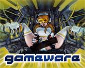 Gameware Spacebabe Poster A1 exklusiv bei Gameware kaufen