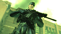Metal Gear Solid 4 - Guns of the Patriots: Solid Snake in Action