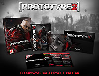 Prototype 2 Blackwatch Collectors Edition uncut (AT-Version) günstig bei Gameware kaufen