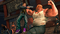 Saints Row: The Third uncut PEGI AT-Version garantiert unzensiert und g�nstig bei Gameware kaufen