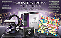 Saints Row: The Third Collector's Edition uncut PEGI AT-Version garantiert unzensiert und g�nstig bei Gameware kaufen