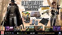 Call of Juarez: The Cartel Collectors Holzbox Edition uncut PEGI AT-Version garantiert unzensiert und günstig bei Gameware kaufen