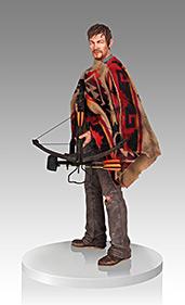 Daryl Dixon 1/4 Statue 51 cm
